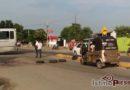 Cumplen campesinos más de 50 horas de bloqueo, exigen no politizar el pago de seguro por siniestro