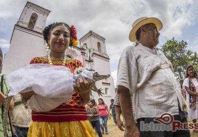 La boda de la princesa Lagarto, rito ancestral en Huamelula