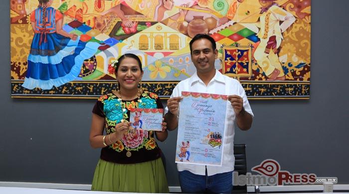 Mayordomos dan a conocer las festividades en honor a Santo Domingo de Guzmán