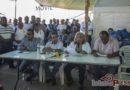 Trabajadores de salud denuncian pésimas condiciones en hospital improvisado de Juchitán