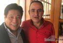 Intensifica Rodolfo León Aragón gestión para lograr el desarrollo de Salina Cruz