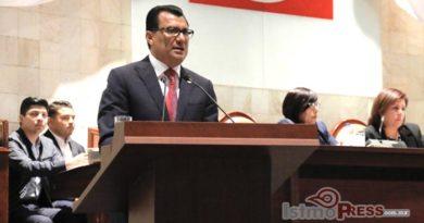 Solicita Diputado Samuel Gurrión Matías tomar medidas preventivas ante la alerta de fuertes vientos en el Istmo
