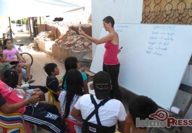 """Colectivo """"Binni Birí"""" : gente que ayuda a la gente"""