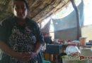 Marisela vive entre el viento y el frio, no recibió apoyo para la reconstrucción
