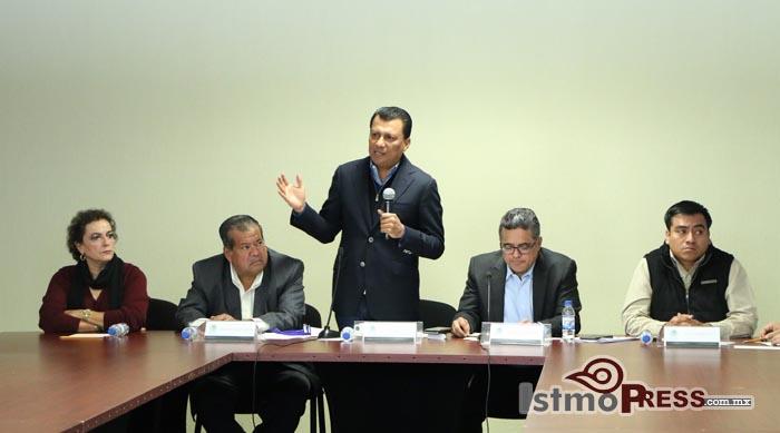 Comisión Especial para la Reconstrucción de Oaxaca, ejemplo de cumplimiento y apoyo legislativo: Dip. Samuel Gurrión Matías
