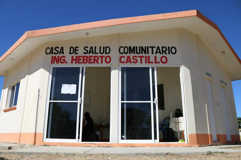 Centros de Salud comunitarios, proyecto de Félix Serrano en Ixtepec2 (1)