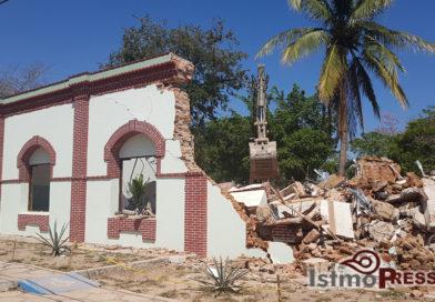 Inevitable demolición del 98 batallón en Ixtepec