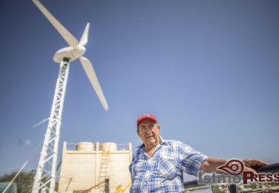 Jaime Rogers Nieto, el primer empresario istmeño de América Latina en producir su propia energía eléctrica.