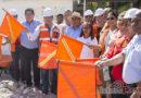 Rodolfo León Aragón pone en marcha remodelación de panteón con proyecto integral
