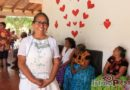 Festejan a abuelitos de Casa de Día de Tehuantepec este 14 de febrero