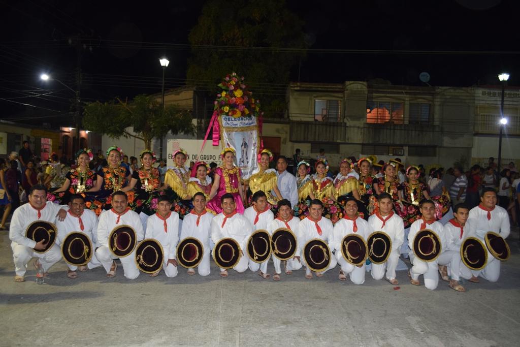 Grupo Folklorico Tecuanitepetl ganador