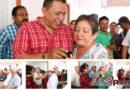 Exitosa jornada municipal de Salud visual en Ixtepec