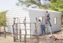 El gobierno los olvidó pero los menonitas volvieron y les regalaron una casa