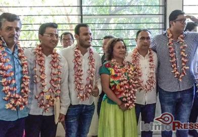 Samuel Gurrión y Juan Marcelino Sánchez se registran como aspirantes a la diputación local