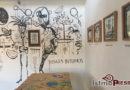 """""""Paisajes Internos"""" De Jesús Kanek en turno en Galería Gubidxa / Víctor Fuentes"""
