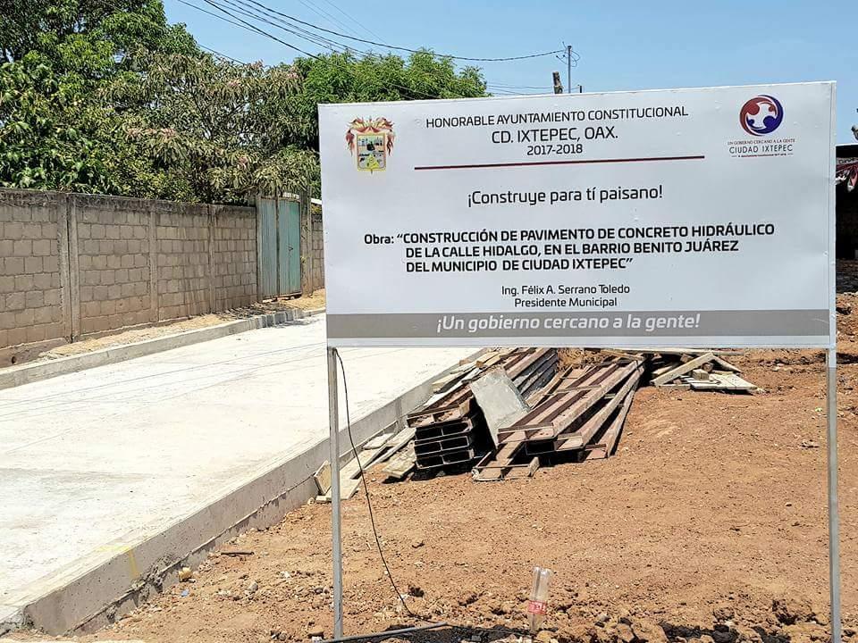 Genera gobierno ixtepecano bienestar en barrios y colonias  (3)