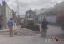 Continúan sin descanso los trabajos de reconstrucción en Ixtepec