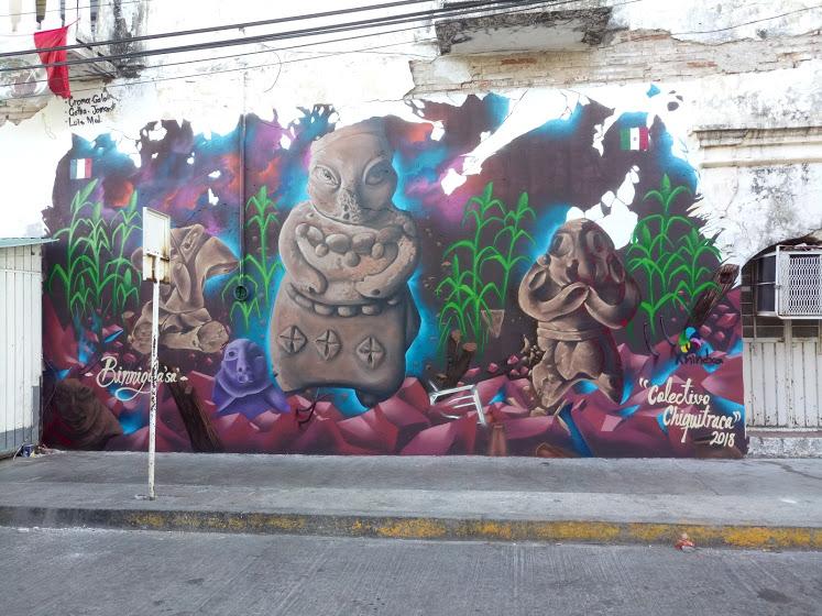 mural chiquitraca