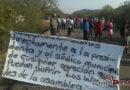 Integrantes de la Asamblea de San Dionisio del Mar cumplen 48 horas de bloquear caminos