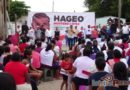 Chicapa de Castro se suma al proyecto de gobierno de Hageo Montero