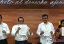 Candidatos a la alcaldía de Juchitán participan en foro impulsado por la Canaco