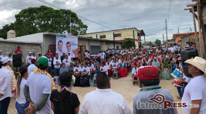 Chicapa de Castro ya decidió que Samuel Gurrión Herrera será su próximo diputado local