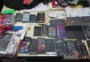 Detienen a presunto ladrón de telefonía en Tehuantepec