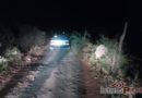 Elementos de la Policía Municipal de Tehuantepec, recuperan vehículo con reporte de robo