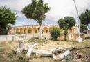 Ecocidio en parque central de Unión Hidalgo, acusan a presidente municipal