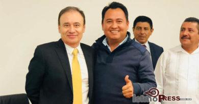 El apoyo federal para Seguridad Pública volverá a Juchitán: Emilio Montero