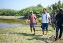 Emilio Montero llama atender de manera integral la contaminación del río las nutrias