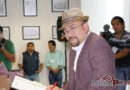 Se registra Pável Meléndez como diputado local por Tehuantepec