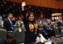 """¡Nadie por encima de la ley!, ¡adiós al fuero"""": Rosalinda Domínguez Flores"""