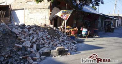 Gestión permanente para la reconstrucción de San Blas Atempa: Nino Morales