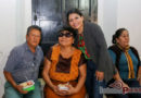 DIF juchiteco celebra el día del amor y de la amistad con adultos mayores