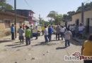 Colonos ponen alto a los abusos de taxistas del sitio San Jerónimo en Ixtepec