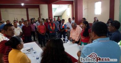 Queda integrado Consejo Municipal de Protección Civil en San Blas Atempa