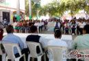 Instala Oscar Guerra Comité de Salud en Xadani