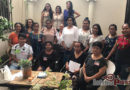 Brinda ONU mujeres taller psicoemocional a mujeres afectadas por sismo en #Oaxaca