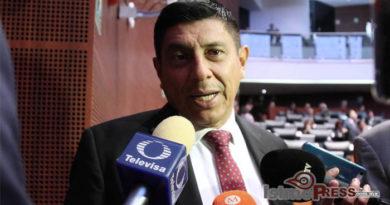 Leyes Reglamentarias de Guardia Nacional Indispensables para brindar paz y seguridad a Oaxaca: Senador Salomón Jara