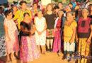 Rosalinda Domínguez asiste a la mesas de seguimiento de la Consulta Indígena