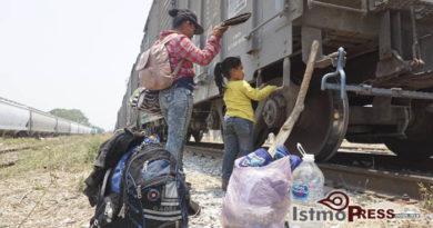 madre migrante