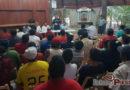 Plantea Emilio Montero desazolve de la bocabarra a funcionarios de la CONAPESCA