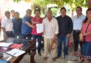 Ayuntamiento de #Juchitán firma convenio para garantizar producto pesquero en la Laguna superior