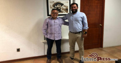 Pável Meléndez y IOCIFED suman esfuerzos para reconstruir las escuelas de Oaxaca