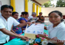 Ayuntamiento de San Blas Atempa entrega becas municipales a los alumnos con mejor promedio