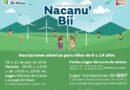 """Parque Eólico Bií Hioxo, a través de Colectivo Laanu y en colaboración con el Instituto de Estudios superiores del Istmo de Tehuantepec (IESIT), organizan el curso de verano 2019 """"Nacanu' Bií"""""""