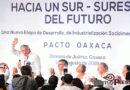 Convertirá Obrador al Istmo en fuente del desarrollo nacional: Pável Meléndez