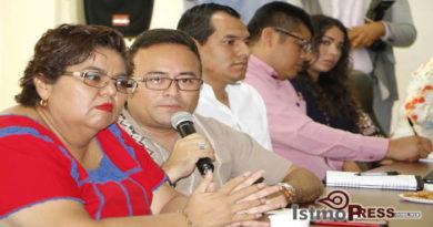 Respalda Pável Meléndez a CONAVIM para erradicar la violencia contra las mujeres