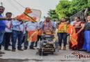 Con inversión de 2 millones 610 mil pesos, el Gobierno de Juchitán inicia tres obras más en la ciudad